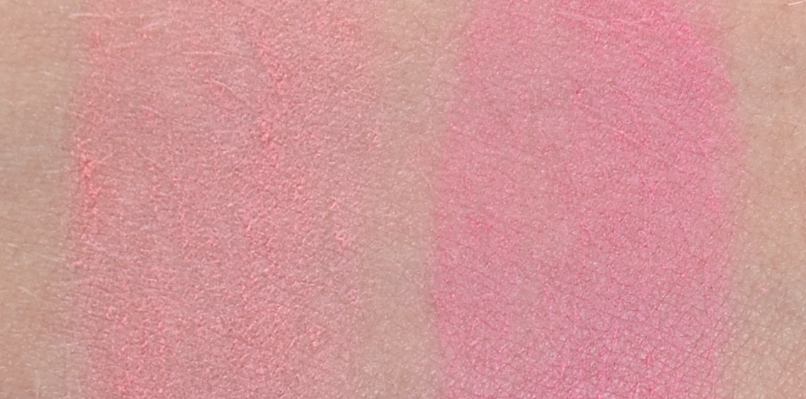 essence - exit to explore Limited Edition - Blush swatch