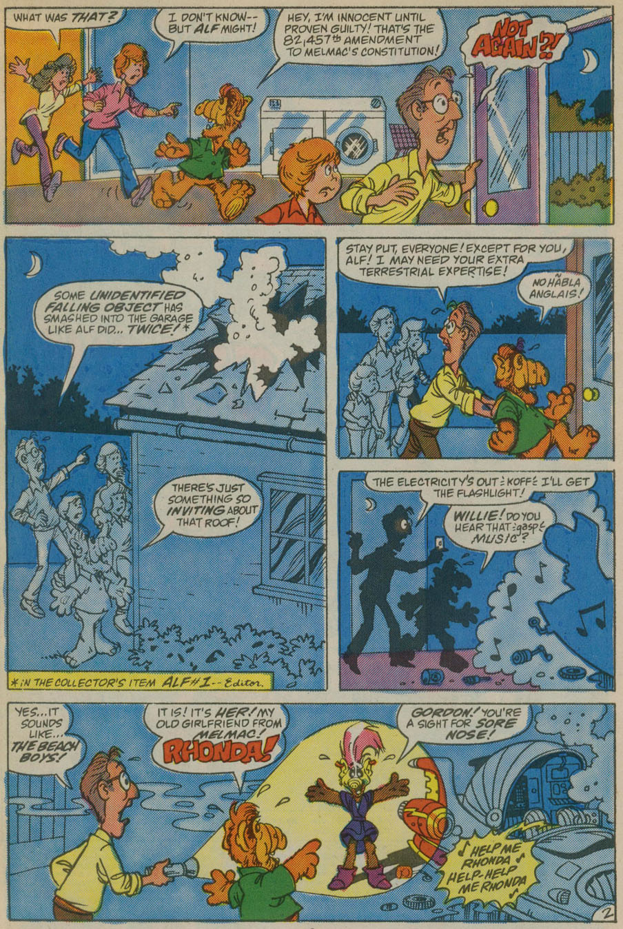 Read online ALF comic -  Issue # _Annual 1 - 3