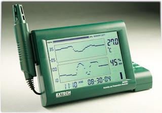 Darmatek jual Extech RH520 Thermohygrometer