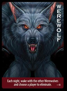 Kartu Werewolf Indonesia