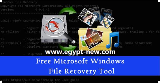 تشجع أداة استرداد مستندات Microsoft Windows المجانية على استرداد المعلومات