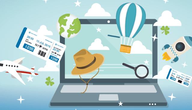 Agence de voyage paiement en ligne