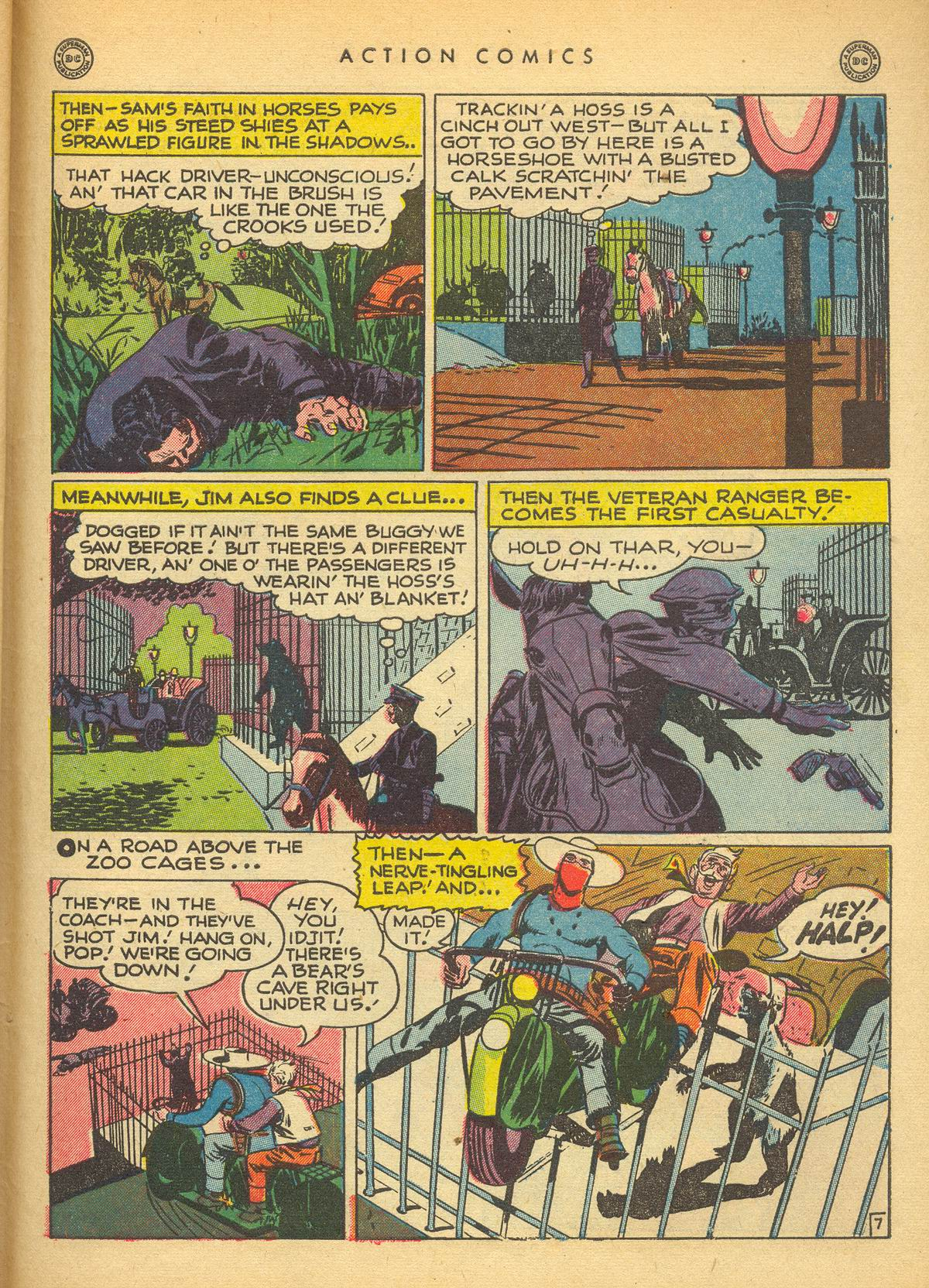 Read online Action Comics (1938) comic -  Issue #109 - 45