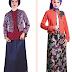 50 Model Baju Gamis Muslim Pesta Terbaru 2018
