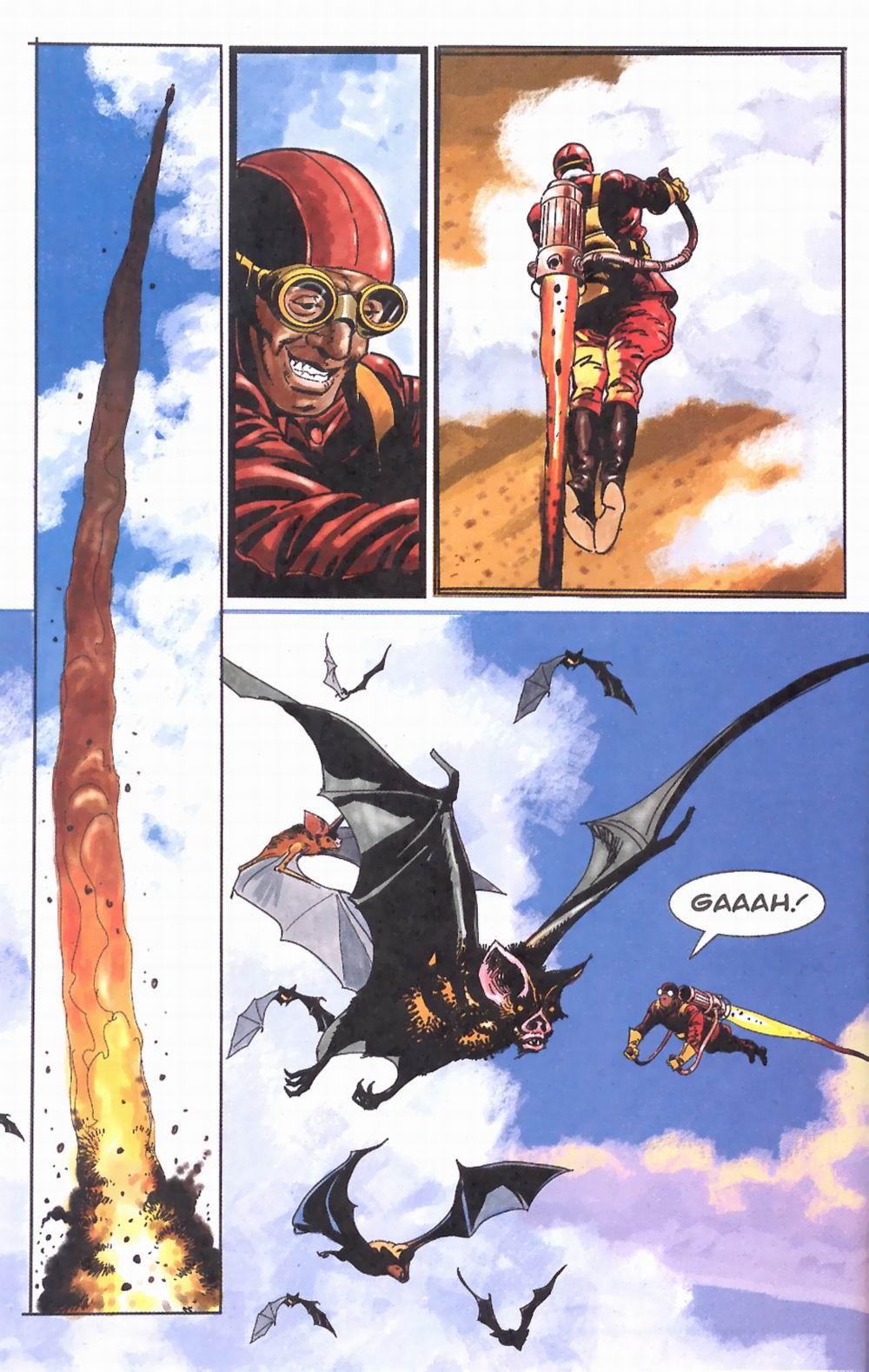 Read online Hellboy: Weird Tales comic -  Issue #2 - 6