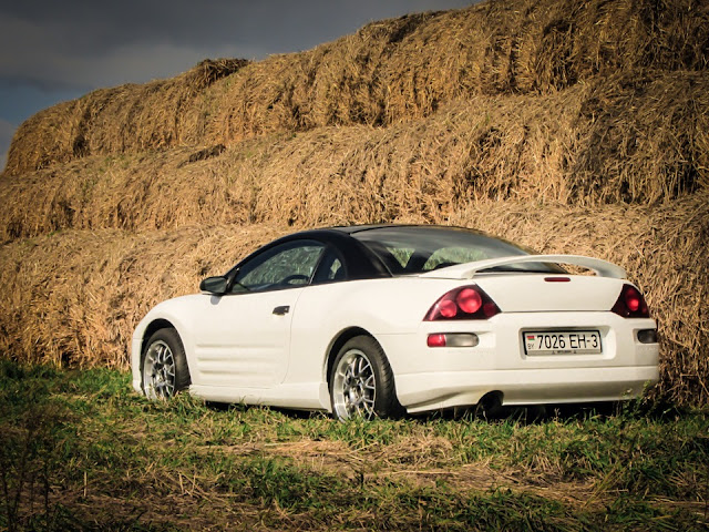 Mitsubishi Eclipse 3G, D50, tuning, coupe z V6