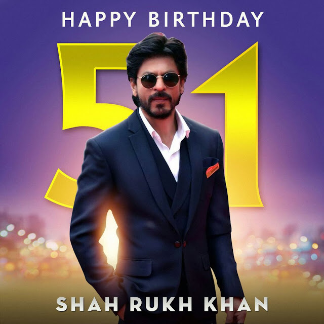 Srk Birthday