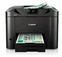 MAXIFY MB5420 Driver Download - Small or Home Office Inkjet Printers