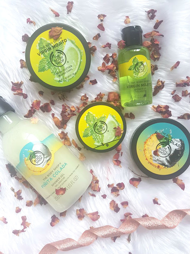 the body shop summer