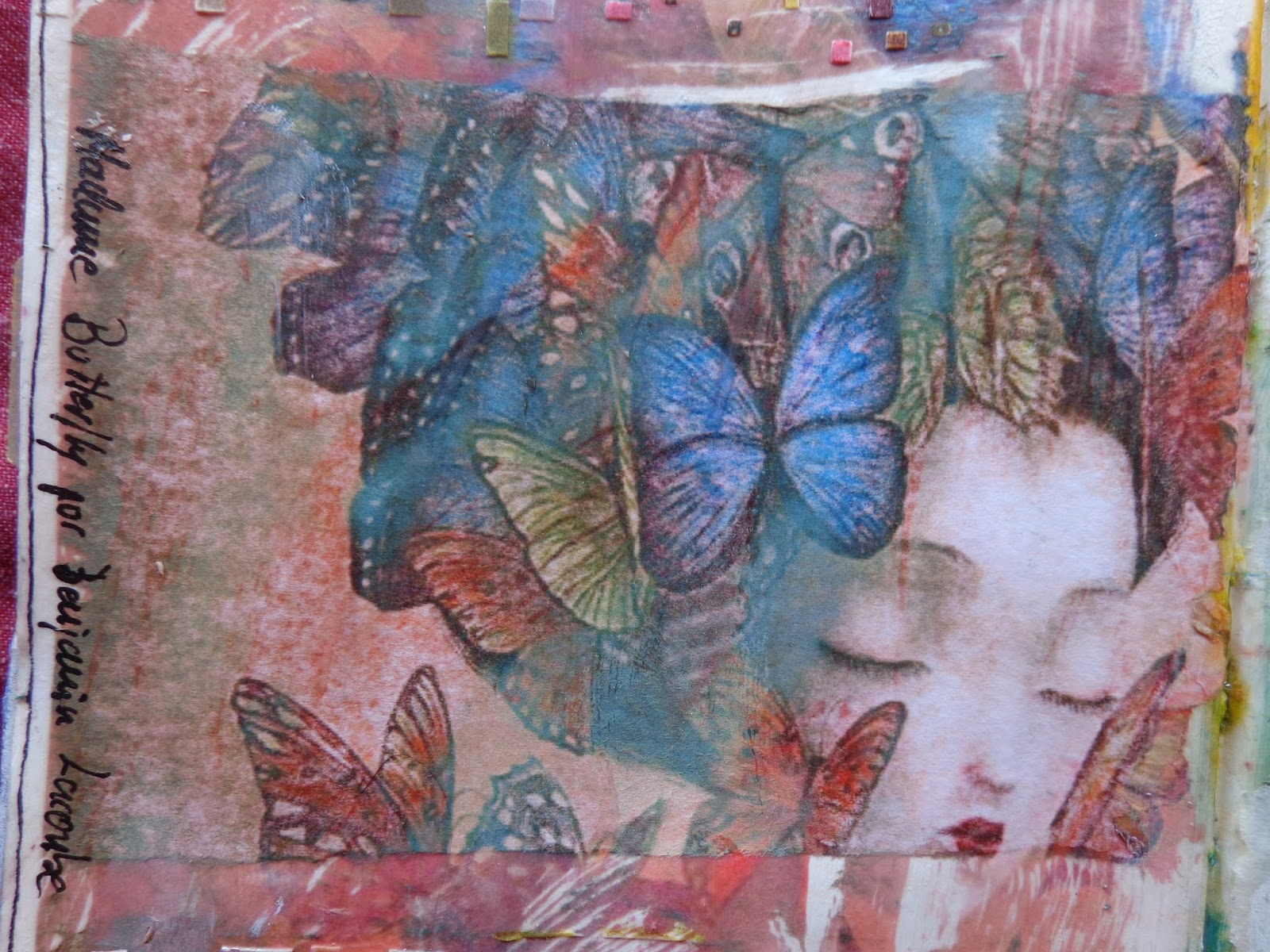 Libro Madame Butterfly Nekane 39s Cottage Madame Butterfly