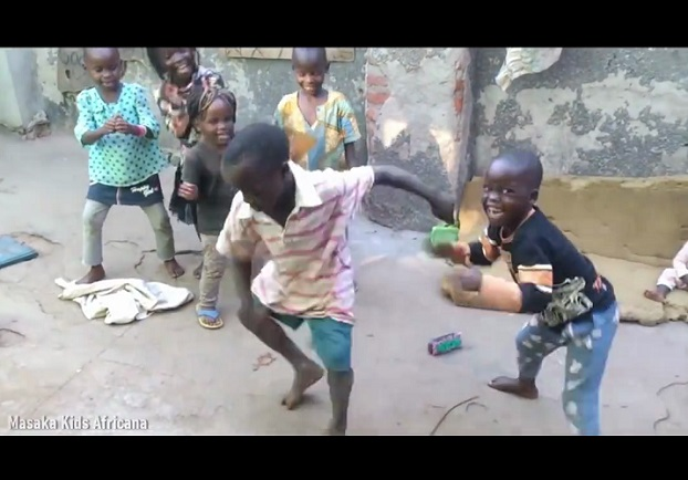 Funny Kids Videos - We Dance Rise And Shine