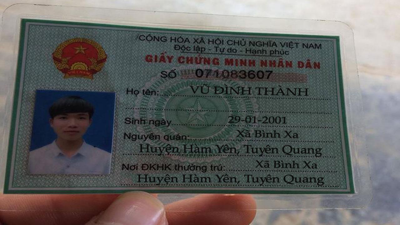 Share PSD CMND Nam | Thanh Phú IT