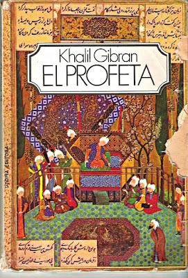 El Profeta - Libro - Portada