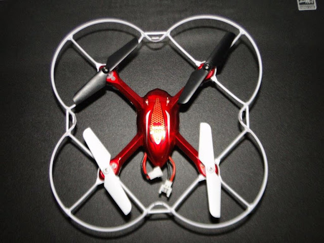 Syma X11C Quadcopter with Propguards