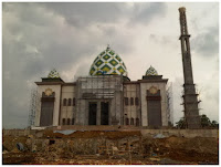 masjid al akbar islamic center balangan