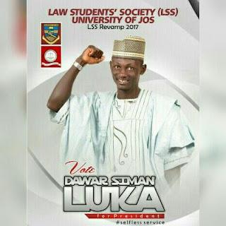 Siman luka for lss president 2017