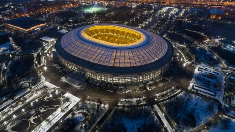 Luzhniki Stadium FIFA World Cup 2018