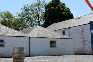 The Islay Ales yard