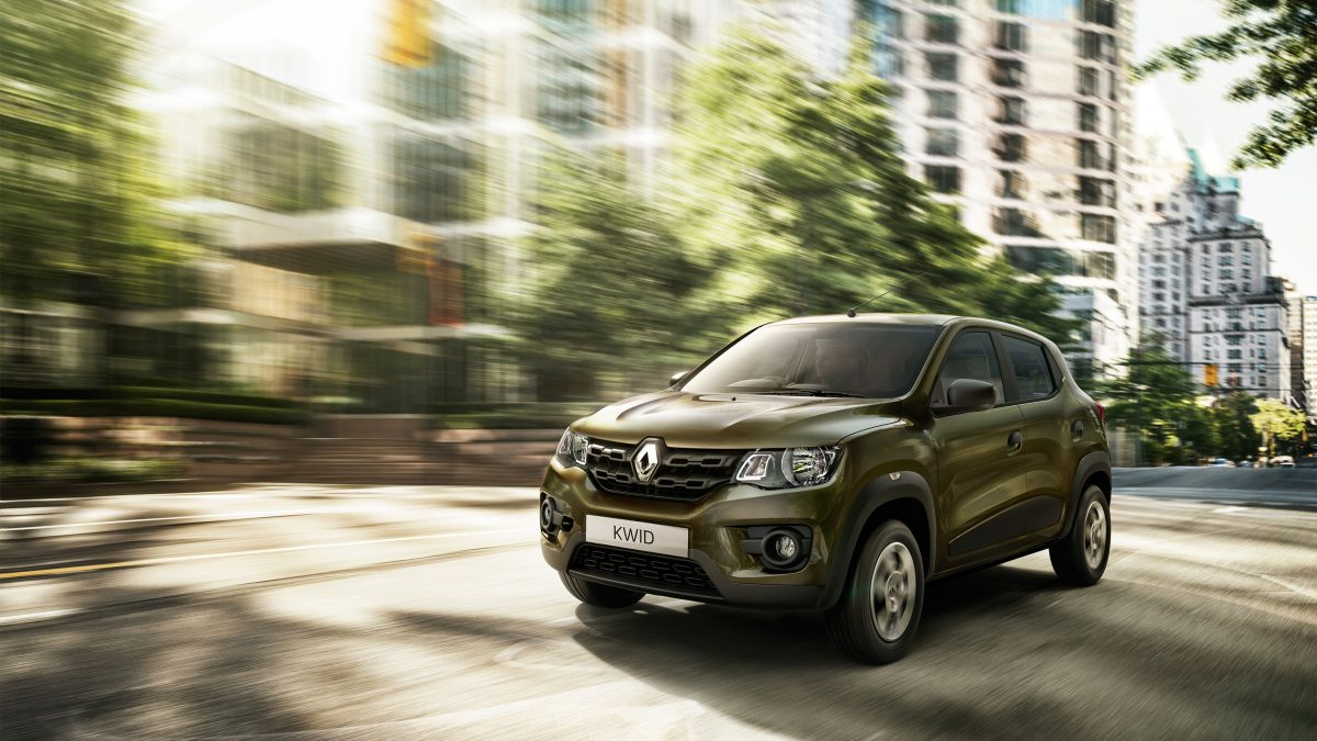 Renault has a go at India - AUTOMOLOGY: automotive + logy