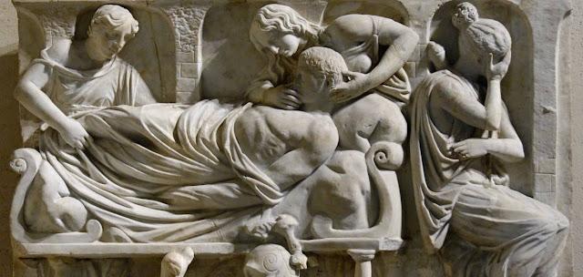 Muerte y Derecho de la antigua Roma