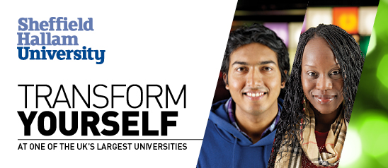 Sheffied Hallam University Scholarships