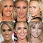 Carrie Underwood lookalike Brittany Kerr looks like Hayden Panettiere are Beautiful Souls Pretty Sweet Singing Hearts