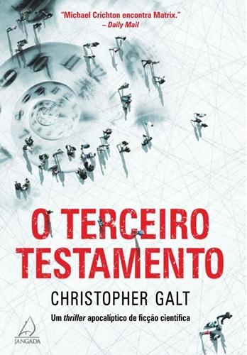 O Terceiro Testamento - Christopher Galt