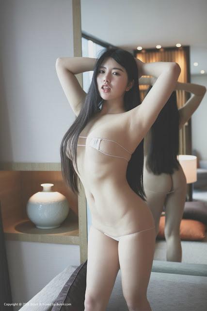 Hot girls Sexy angle porn star with Bandage bikini 9