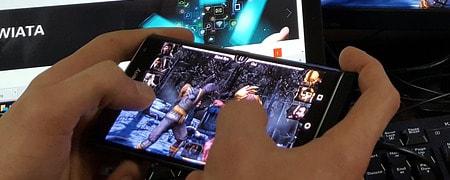 Android Lemot Saat Bermain Game