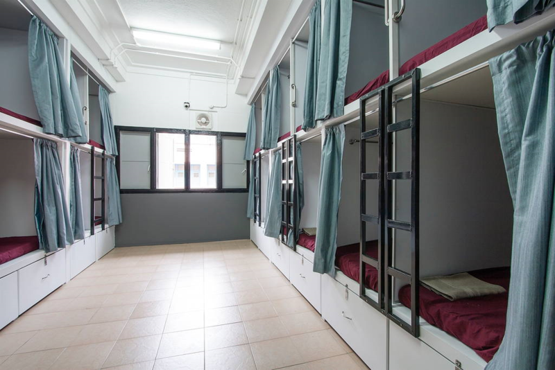 Hostel Murah untuk Backpacker di Singapore