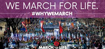 100 mil pessoas se reúnem em Washington na 45ª Marcha pela Vida