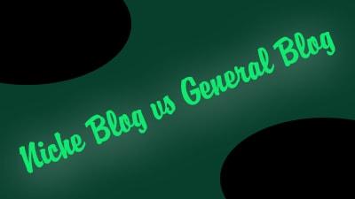 Niche Blog adalah Blog yang Membahas Bidang Tertentu