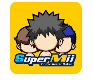 SuperMii APK Make Comic Sticker Aplikasi Untuk Membuat Avatar Kartun