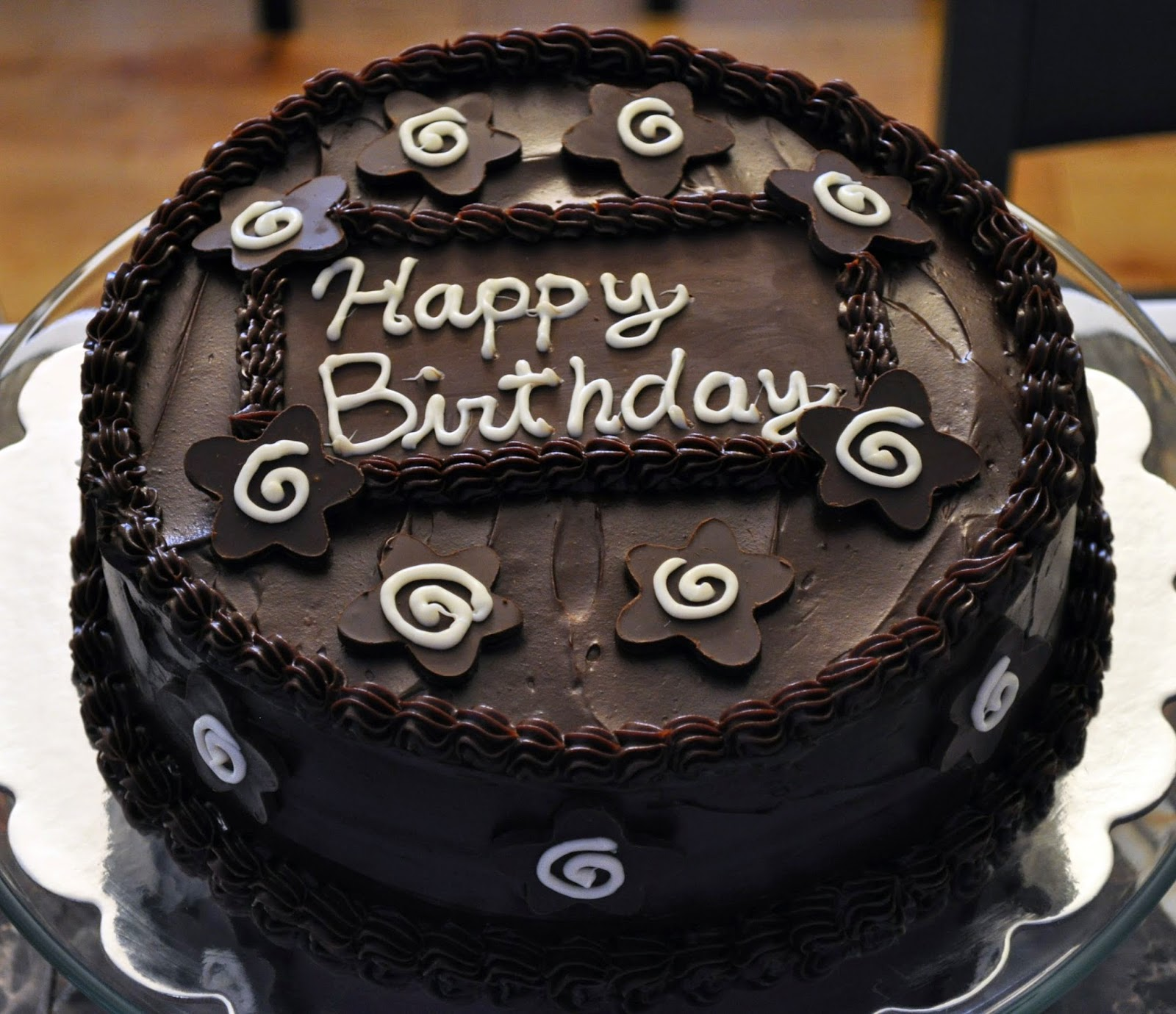 Top 21 Chocolate Birthday Cakes Cakes Gallery