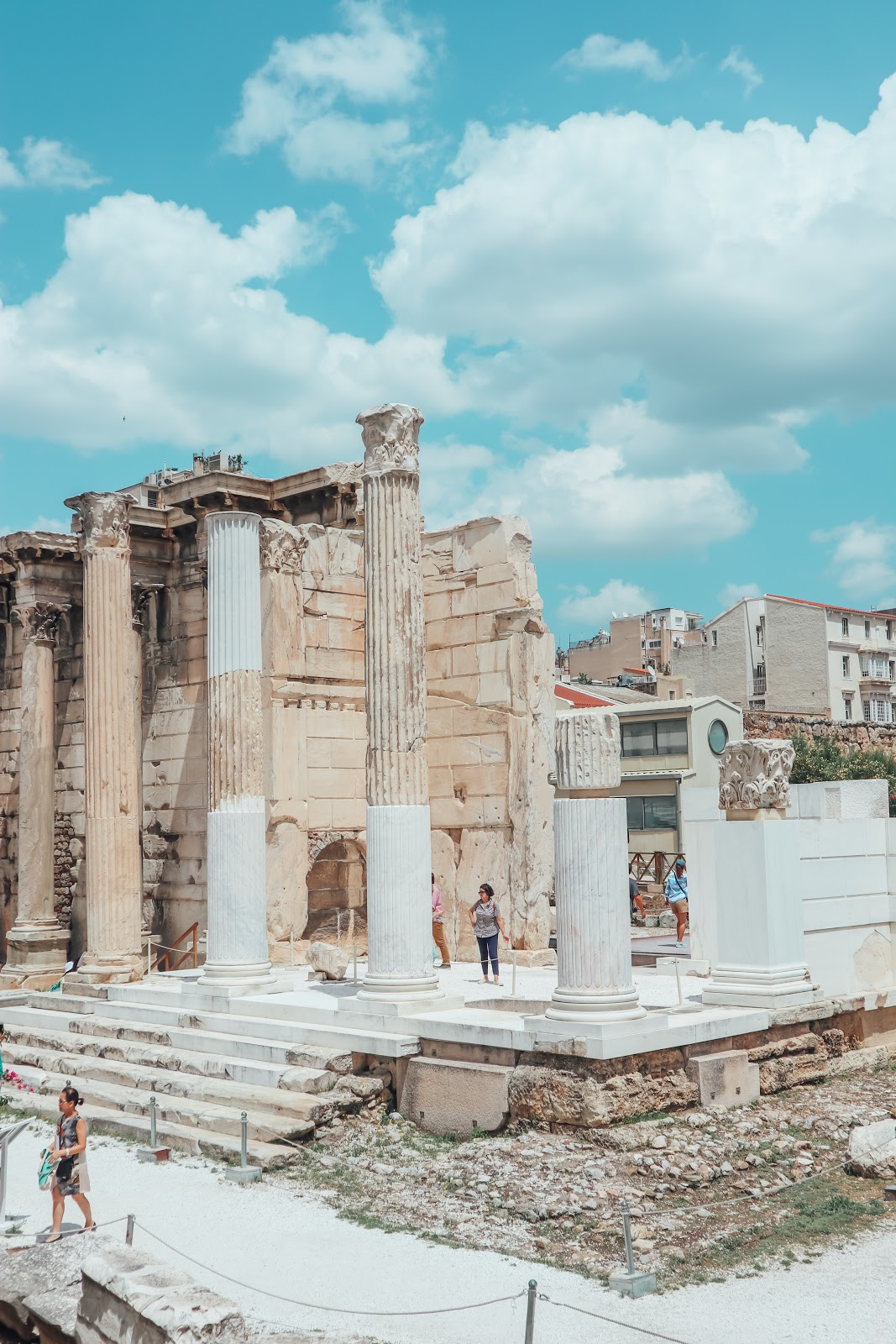 Where to visit in Athens