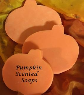 Pumpkin Glycerin Soaps