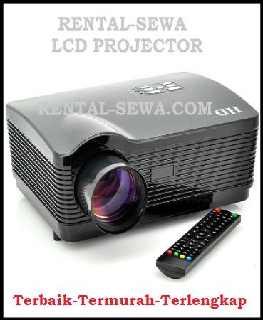rental projector murah