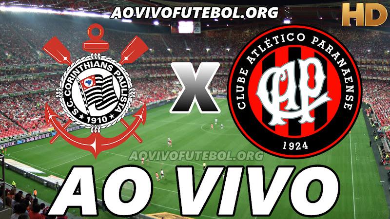Corinthians x Atlético Paranaense Ao Vivo HD TV PFC