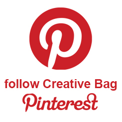 Creative Bag's Pinspiration ideas - be inspired on Pinterest and find it at creativebag.com