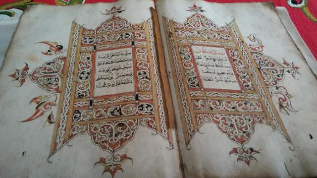 Bahasa Indonesia dalam Al-Qur'an