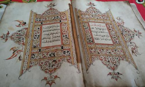 Kata Dalam Bahasa Indonesia yang Diabadikandi Dalam Al-Qur'an
