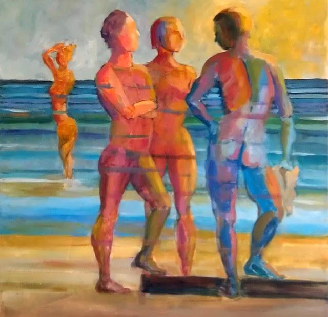 Современное искусство Америки. Sally Anger