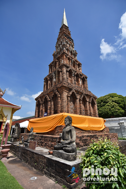 Thailand Travel Guide Itinerary in Chiang Mai and Lamphun