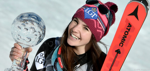 Ski Paradise Race And Super G Title For Tina Weirather In