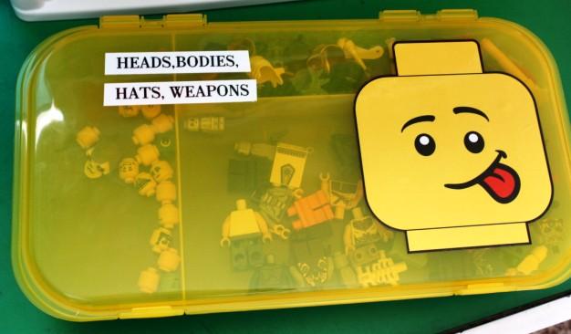 Silly Happy Sweet Lego Storage And Organization Spring