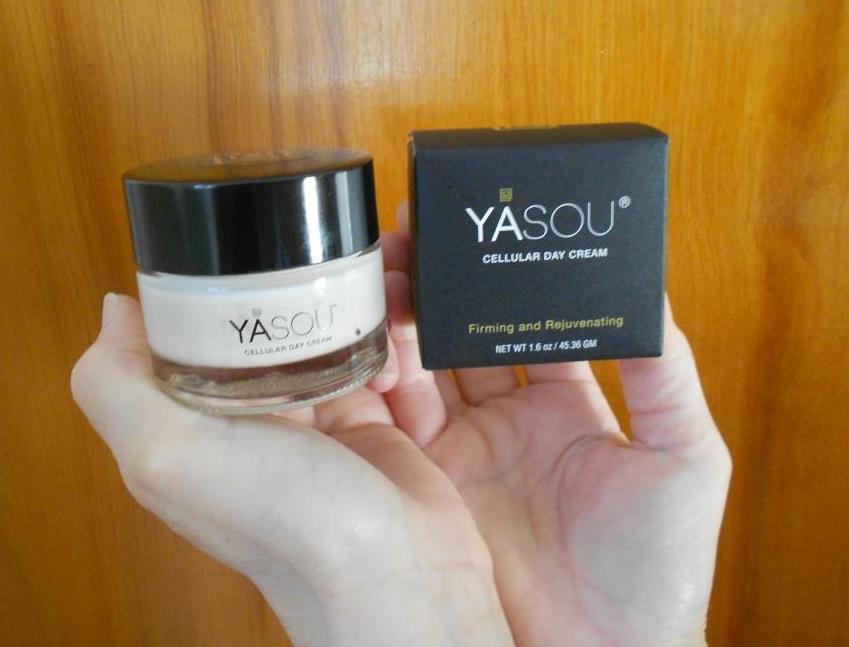 Yasou Natural Skin Care Vegan Cellular Day Cream