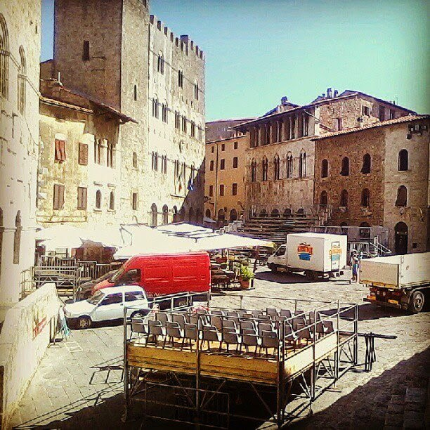 Lirica in piazza - the opera season in Massa Marittima