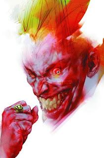 Green Lantern - Joker Cover