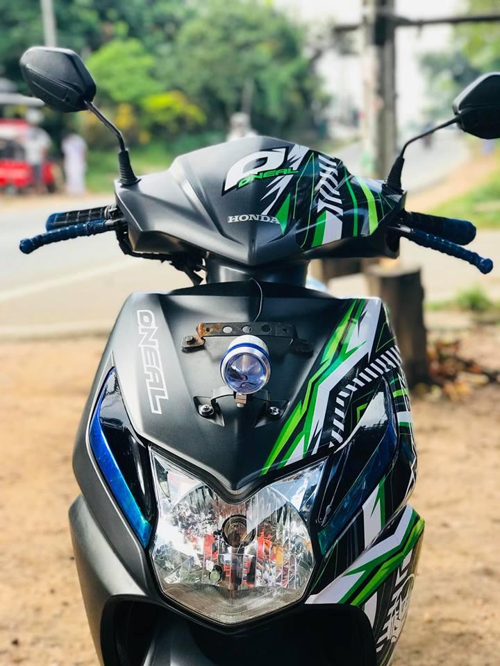dio modified bikes accessories modification cars india graphics vehicle exterior