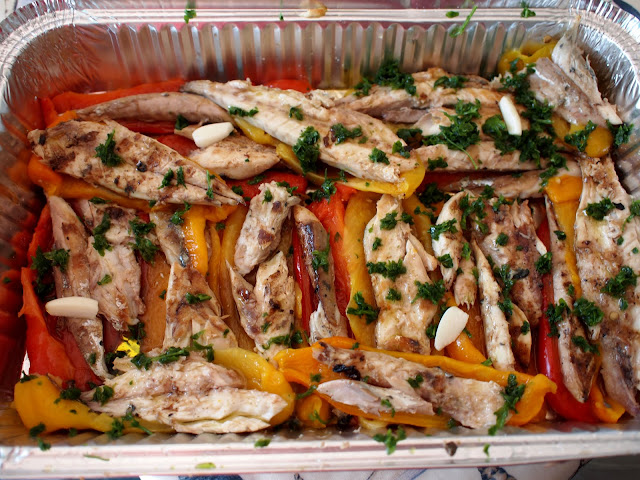 Cucinare per amore naturalmente pranzo estivo 3 for Cucinare sgombro